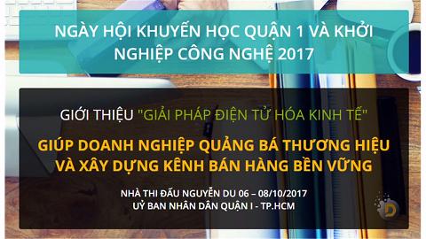 """Trailer BIG Event """"ĐIỆN TỬ HÓA KINH TẾ"""" 6,7,8-10-2017"""
