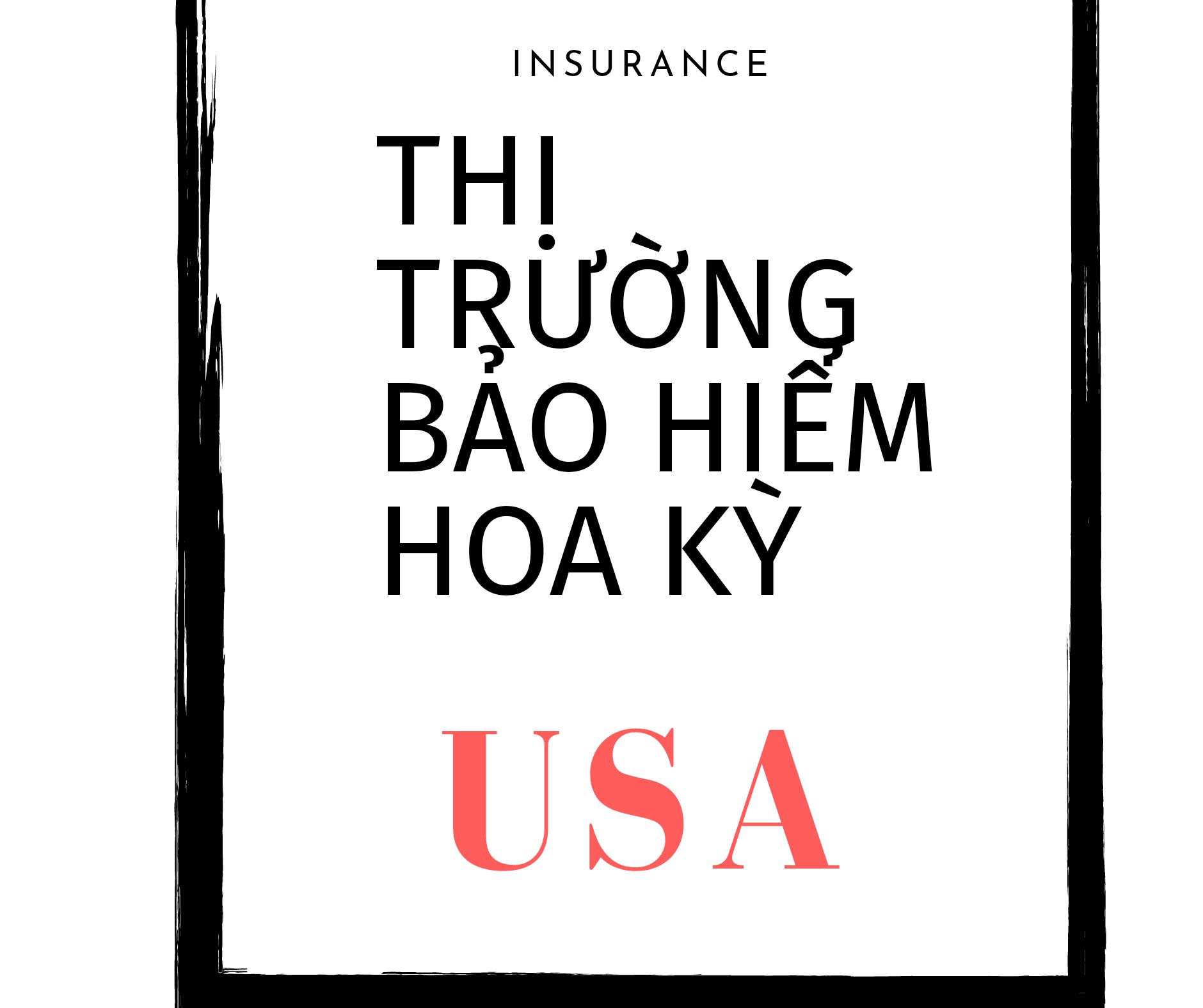 Tổng quan thị trường bảo hiểm Hoa Kỳ năm 2017