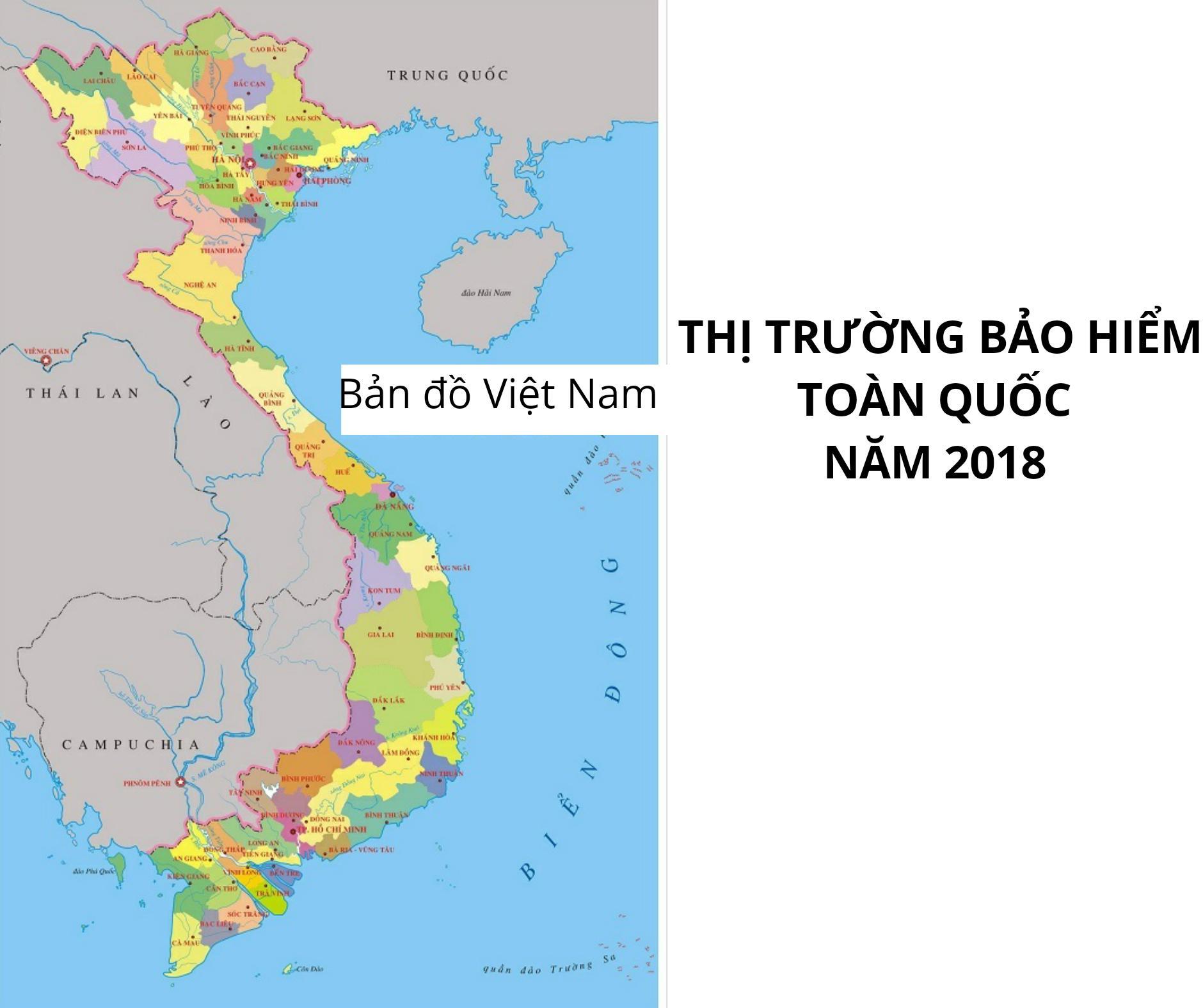 THÔNG TIN THỊ TRƯỜNG BẢO HIỂM VIỆT NAM NĂM 2018