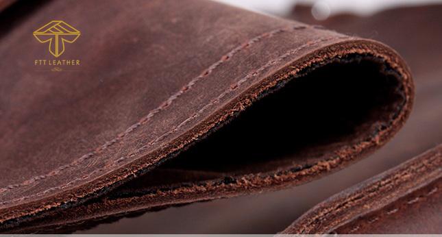 Các sản phẩm da thường được làm từ loại da nào?