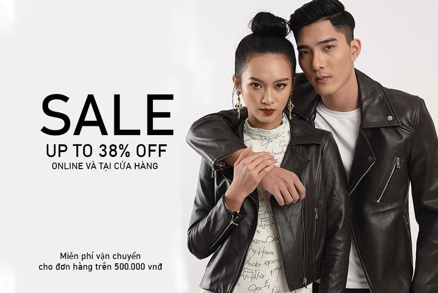 Siêu Sale tháng 6 - Giảm giá lên đến 38% sản phẩm đồ da thật