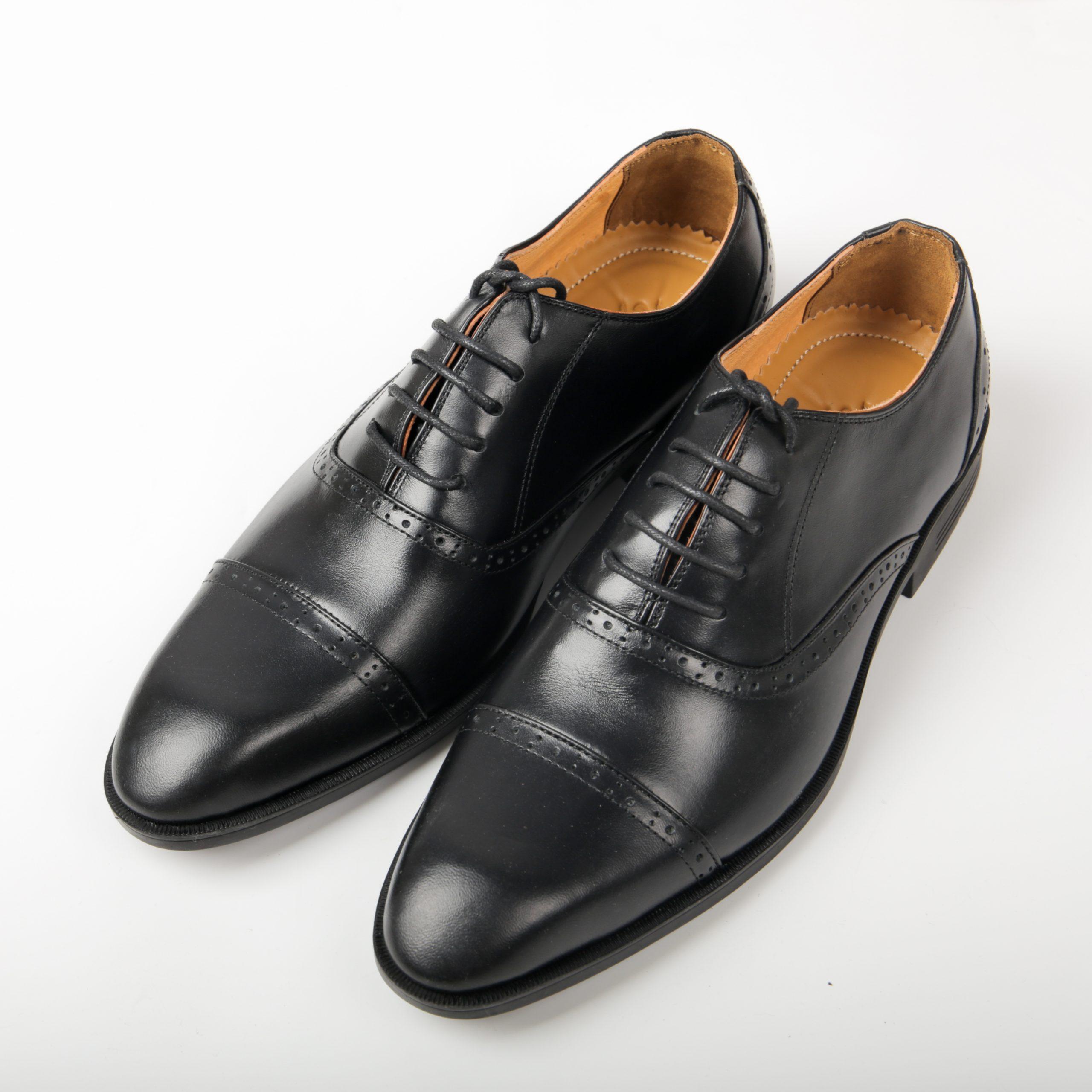 Top 5 đôi giày da lịch sự nhất