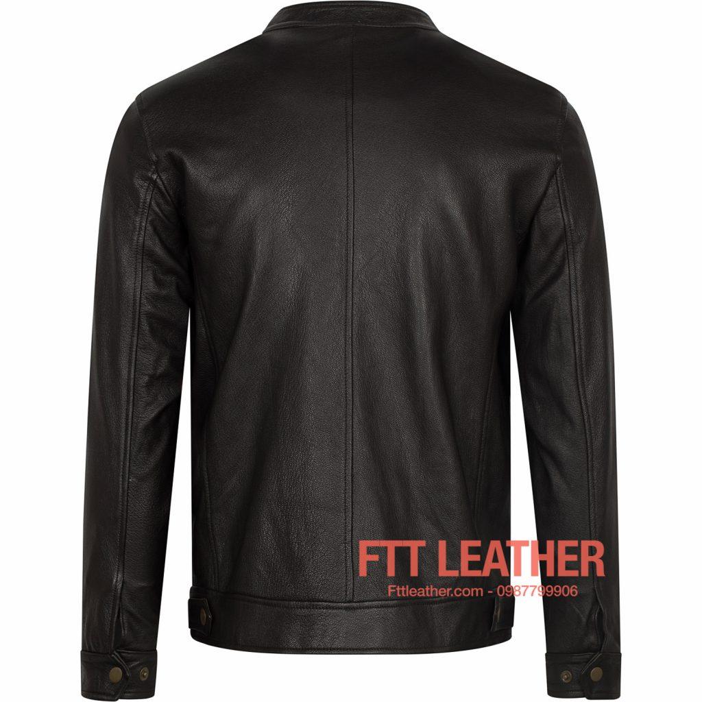 Cảnh giác để không mua phải áo da cũ, áo da tái chế, áo da tân trang
