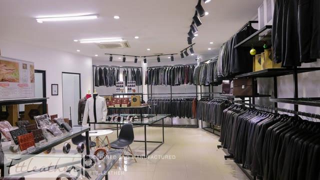 Khi tín đồ shopping tự thú - Kinh nghiệm mua áo da làm quà