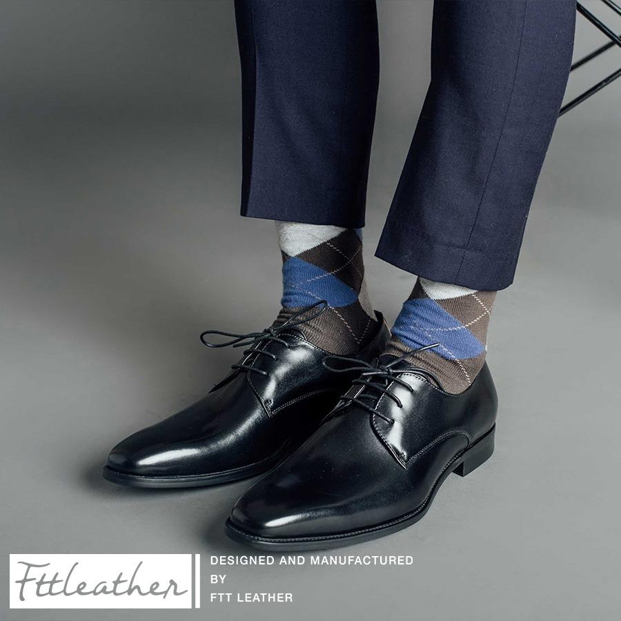 Bí kíp chọn giày da nam đi với quần vải đạt đỉnh phong độ, lịch lãm khó cưỡng