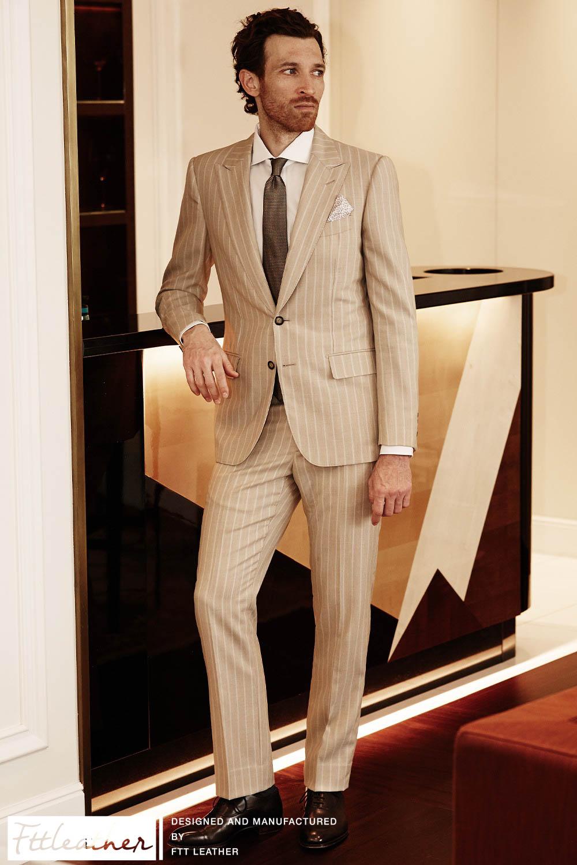 Những cách phối giày với vest sang trọng, lịch lãm chuẩn quý ông mà bạn nên biết
