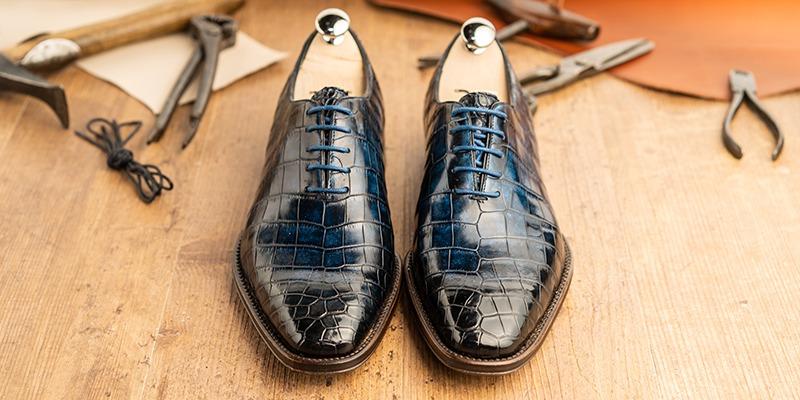 3 điều cần cảnh giác khi mua giày da cá sấu. Hiểu lầm khi mua giày da cá sấu