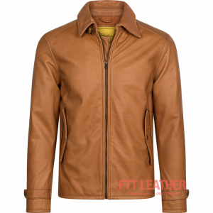 Áo da Classic Tanning Leather- MS CL04YL U7