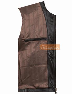 Classic Collar Jacket - Áo da cừu cổ bẻ cổ điển S2018 Mã 4004C41