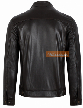 Classic Racer Jacket cổ khuy -  S2018 - 2002C41