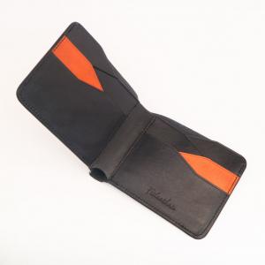 Ví da handmade – Mã V01010550BL – Ftt Leather