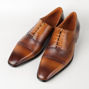 Giày Oxford cap-toe màu vàng bò độc đáo cho nam giới F201942