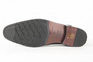 Giày nam Oxford wingtip màu nâu bò nam tính F202241