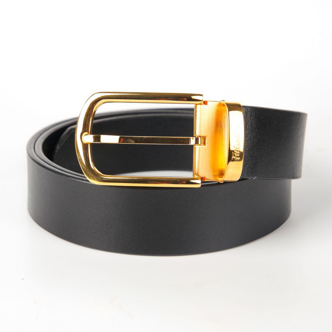 Thắt lưng nam cao cấp FTT Leather mã TLN214