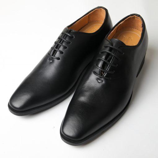 Giày Oxford dáng trơn whole-cut cho nam giới công sở