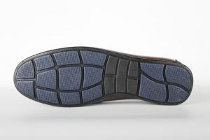 Giày lười màu nâu - mẫu giày trẻ trung độc đáo f022541