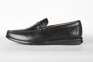 Giày da vân cá sấu độc đáo - mẫu giày trẻ trung F020340