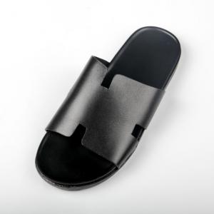 Dép nam mẫu 04 - dép da thật FTT Leather D920440