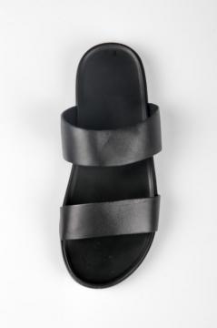 Dép nam mẫu 01 - chất liệu da bò FTT Leather D920140