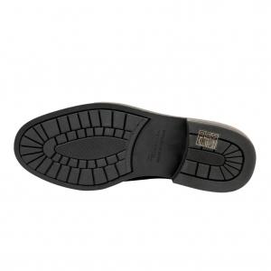 Giày da nam màu đen F328440