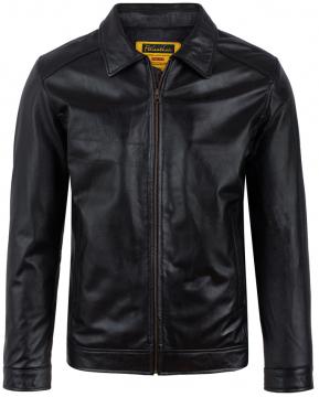 Áo da Collar Jacket S-Class - S2019 - Mã 4001B40 (Cổ bẻ trơn) 4002B40 (Cổ bẻ gân)