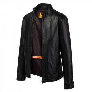 [S2020] - Áo da bò Racer Jacket Áo da bò - 2005C41320S