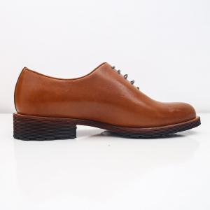 Giày Oxford da mộc đế Commado dã chiến S2020 - FTT leather