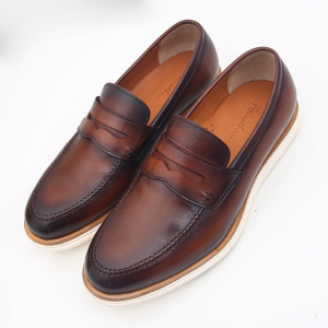 Giày Loafer Patina đế Eva20 S2020 - FTT leather