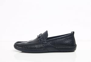 Giày lười nam dập vân cá sấu F029640 S2021 - FTT Leather