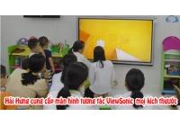 Cung cấp màn hình tương tác ViewSonic mọi kích thước