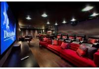 4 bước lắp đặt phòng chiếu phim 3D tại nhà