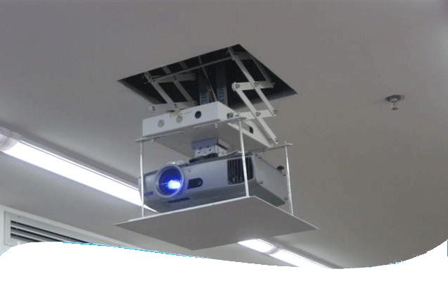 Lắp đặt máy chiếu-màn chiếu tại Khách sạn Bảo Sơn