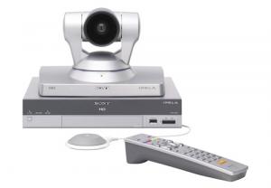 Hệ thống hội nghị truyền hình trực tuyến độ nét cao PCS-XG80