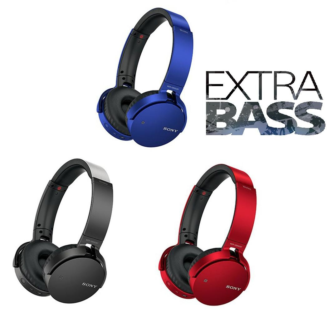 Tai nghe Bluetooth Extra Bass Sony MDR-XB650BT
