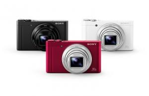 Máy ảnh Sony DSC-WX500