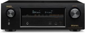 Ampli Denon AVR-X1200WBK
