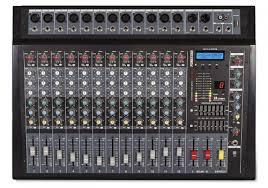 Bàn trộn âm thanh Fonestar SMA-12800U