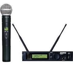 Bộ thu sóng mic DV9999