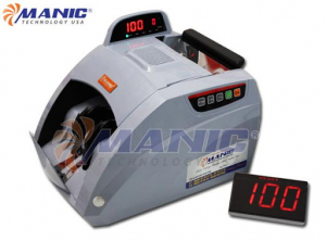 Máy đếm tiền Manic B-8800