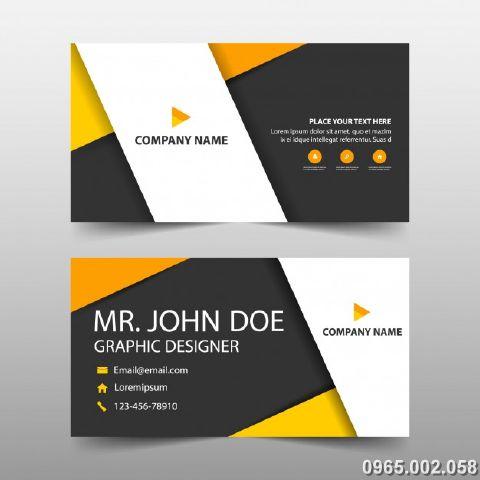 Kích thước namecard chuẩn, kích thước card visit photoshop