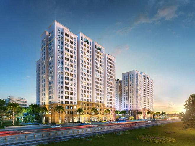 """Lộ diện dự án """"siêu hot"""" trước cơn """"khan hiếm"""" căn hộ tại Long Biên"""
