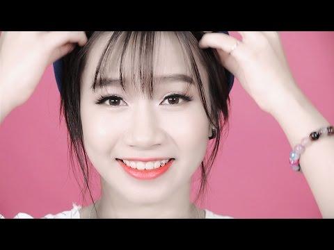 Trang điểm phong cách Hàn Quốc