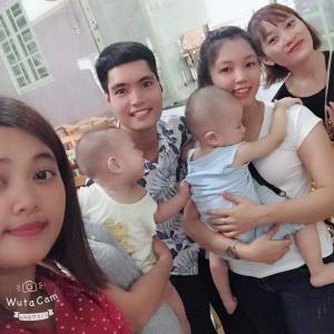Thăm và tặng quà cho trẻ em mồ côi tại Mái ấm tình thương Phúc Lâm tỉnh Đồng Nai