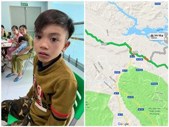 Cậu bé đạp xe 100km thăm em: Hành trình trái tim từ những người lạ