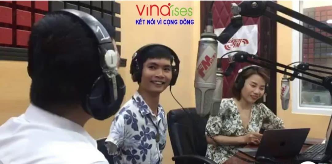 Giao lưu cùng chàng trai đầy nghị lực Nguyễn Minh Phú