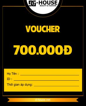 DHOUSE - VOUCHER - 700K
