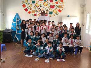 Dự án 34 điểm trường tại Thái Bình