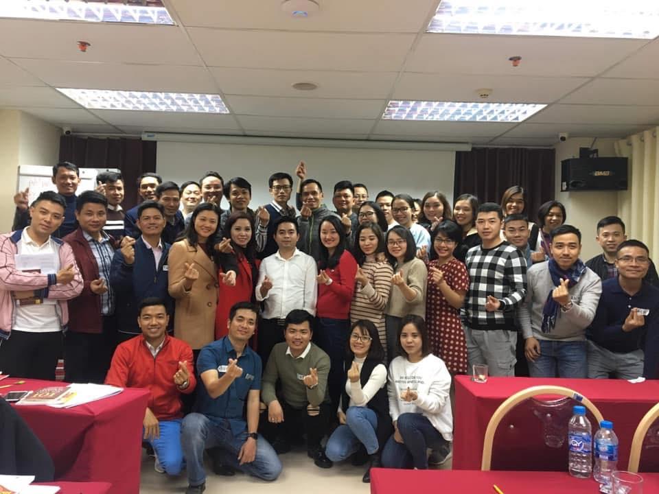 Lớp SRCEO29 ngày 24/02/2019 tại Hà Nội