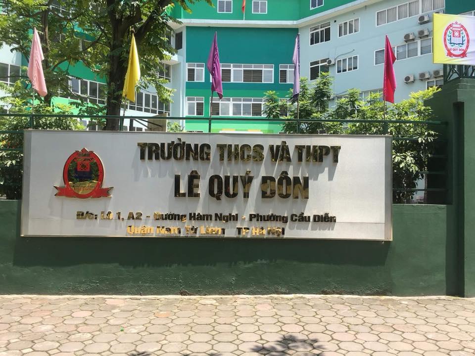 Lớp SpeedReading tại trường THCS và THPT Lê Quý Đôn - Hà Nội