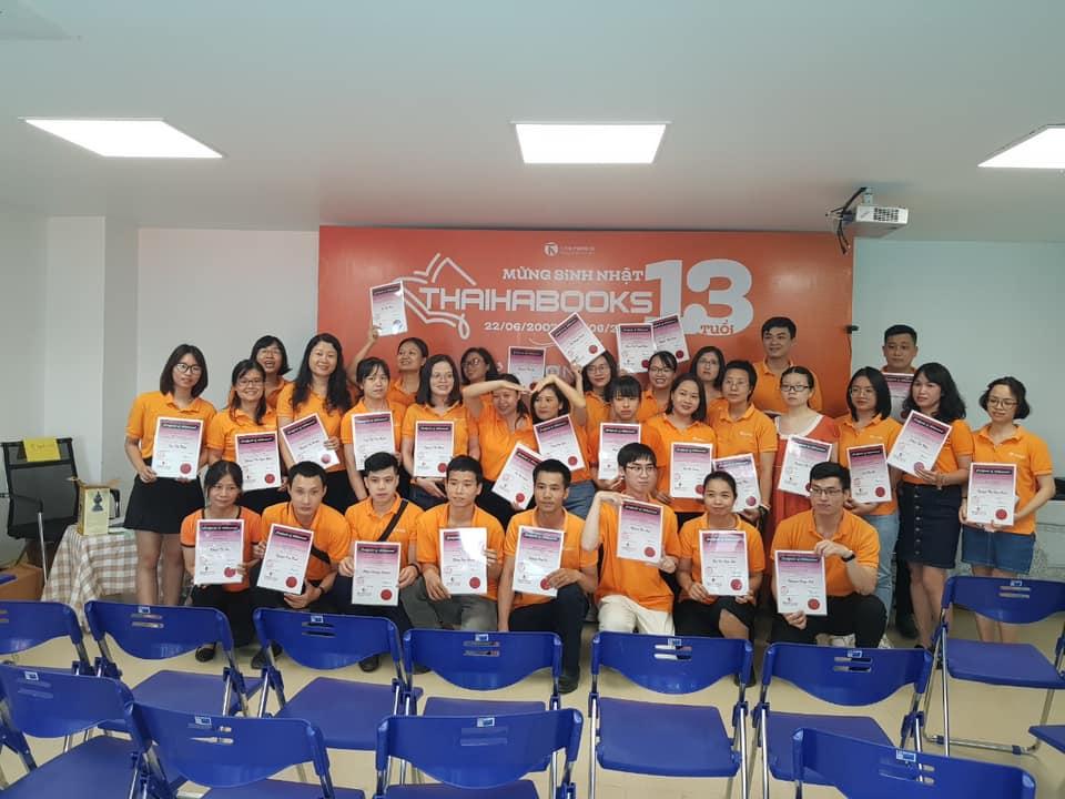 Speedreading tại Thái Hà Books